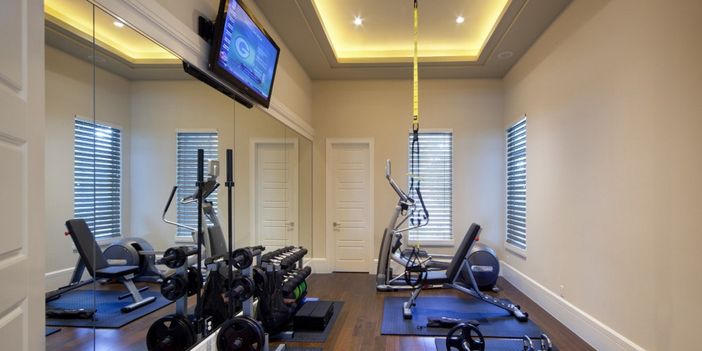Home gym style building ltd building contractor london