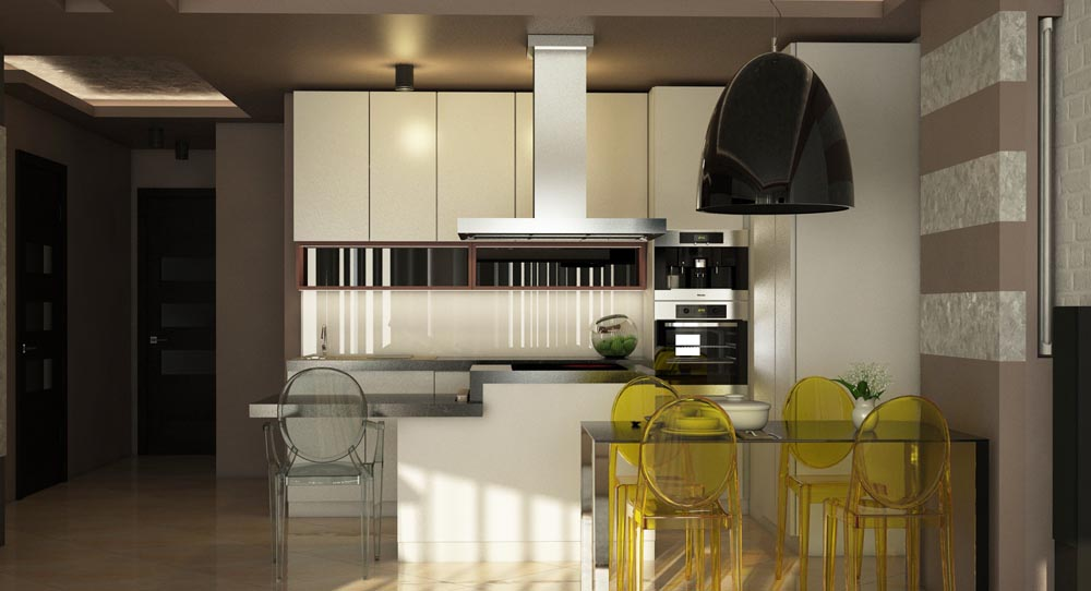 Kitchen Town House Refurbishment Chelsea by Style Building Ltd